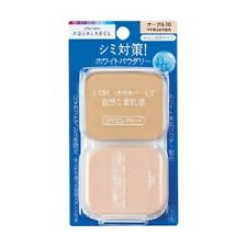 Shiseido Aqualabel White Powder Foundation SPF25 PA++ #OC10 Refill ONLY