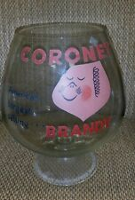 Coronet Very Special Quality Brandy snifter Holds Extra Large volume 1L Vintage