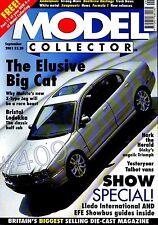 MAISTO X-TYPE JAGUAR BRISTOL LODEKKA FLF Model Collector Magazine September 2001