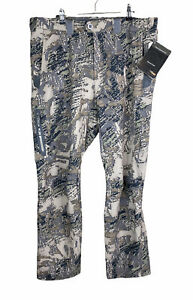 Sitka Gear Ascent Pant 38R Open Country Camo Print NWT Elk Pronghorn Hunting