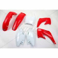 Kit plastiques UFO pour HONDA CR125R CR250R 02-03 couleur Origine