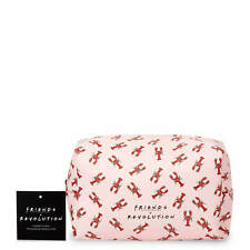 MAKEUP REVOLUTION X FRIENDS LOBSTER COSMETICS BAG   NEW WITH TAGS