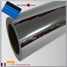 film vinyle chrome thermoformable sticker adhésif covering 152cm x 30cm