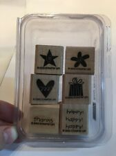 Stampin Up Retired Set Teeny Tinies