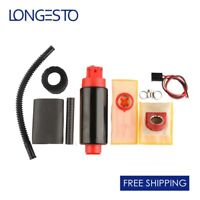 High Pressure 340LPH In-tank ELectric Fuel Pump Kit for Dodge 740 11340