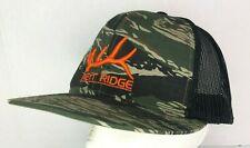 Next Ridge Camouflage Hunting Camo Baseball Cap Snapback
