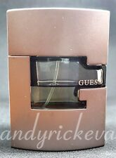 Used Guess Suede by Guess EDT Spray 2.5 oz 75 ml for Men