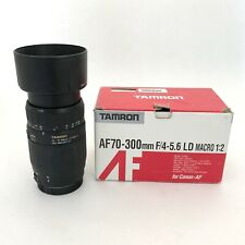 Tamron LD 572DE 70-300mm f/4 - 5.6 LD AF Lens For Canon
