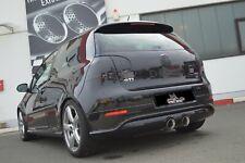 Streetbeast 3 Zoll Klappen Sportauspuff Anlage VW Golf 5 V GTI und Ed30 R32-Heck
