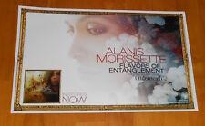Alanis Morissette Flavors of Entanglement Poster 2-Sided Promo Original 11x17