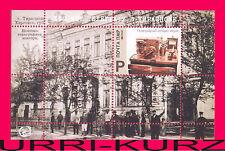 TRANSNISTRIA 2016 First Telegraph in Tiraspol 150th Anniversary s-sheet MNH