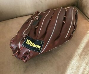 "WILSON ""THE A2000"" XXC BASEBALL/SOFTBALL GLOVE - 13"""