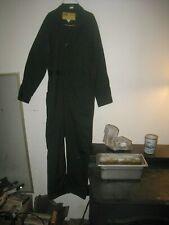 Vintage Lee Union-Alls Coveralls Green Coveralls 36 R Mechanic Shop Men Women