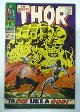 thor 139 kirby stan lee  En Vo marvel golden age.