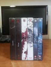 The Raid 1+2 One Click steelbook bluray The sextuple Pack Kimchidvd Exclusive