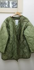 Military Issued Extreme Cold Weather Parka Liner-NEW-M-82/85