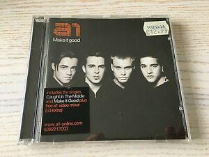 A1 - Make It Good - CD Album
