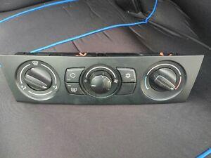 BMW 1 & 3 SERIES E90 2005-11 AC AIR CONTROL HEATER SWITCHES - 6411 / 6988064-01