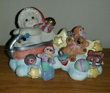 """Adorable 3"""" Holiday Dreamsicles """"Fun For All"""" Decorative Collectible Figurine"""