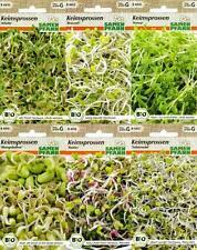 KEIMSPROSSEN - (EUR 6,50/100 g) versch. Sorten Keimsaaten Gemüse - 30g Samen