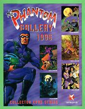 #T326, . 1996 THE PHANTOM GALLERY INTREPID CARD PROMOTIONAL SHEET