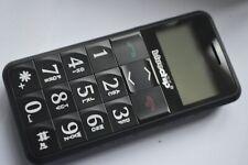 BlueChip BC5i-Negro (Desbloqueado) Big Button Senior Teléfono móvil (Grado A)