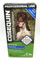 Cosequin Joint Health Supplement HIP&JOINT 75 Chewable Tablets exp 4/2020 7372