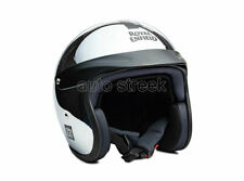 Royal Enfield Chrome Helmet Sun Peak Chrome