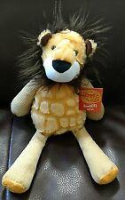 2010 Retired Scentsy Buddy Plush Roarbert Lion w/ Newborn Nursery Scent Pack Euc