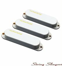 Lace Sensor Hot Gold Pickup set for Strat, White 21203-01