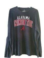 Alabama Crimson TideLong Sleeve T Shirt