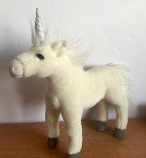 "Universal Studios Wizarding World Harry Potter Unicorn Plush 17"" Stuffed Animal"