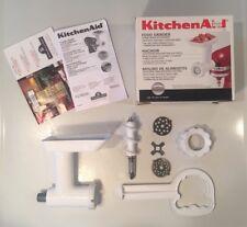 KitchenAid FGA-2 Meat Grinder Hopper Kitchen Aid Stand Mixer Attachment