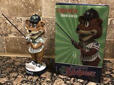Mascot Chopper Bobblehead Gwinnett Braves Stripers SGA Fishing 8/4/18 Atlanta