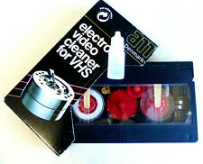 OMEGA 23022 VHS Video Head Cleaner│kassette Recorder Band Reinigung System│