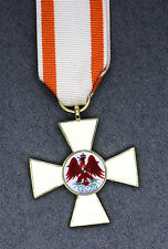 Order of the Red Eagle 3rd Class Ribbon Included