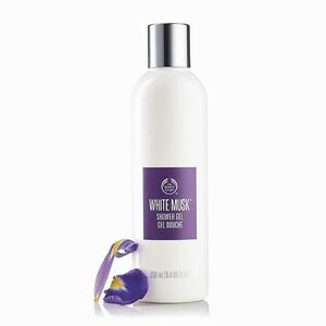The Body Shop White Musk Shower Gel 400 ml - Large size