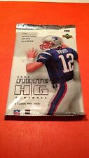 2004 UD Finite HG Football HOBBY Pack Roethlisberger Manning Rivers RC Auto?