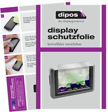 3x Garmin zumo 660 LM Film de protection d'écran protecteur clair dipos