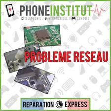 Reparation probleme réseau iphone 4