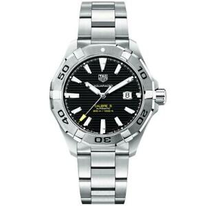 Tag Heuer Men's WAY2010.BA0927 'Aquaracer' Automatic Stainless Steel Watch