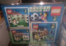 NEW LEGO Soccer Bonus Combo Set 78800 Contains 3403 3418 3419