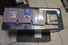 1985 Nintendo NES  Deluxe Set Console ROB Robot Complete In Box