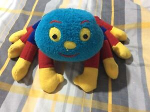 Woolly And Tig Large Spider Plush Toy