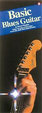 Basic Blues Guitar - Compact Reference Library Book NEW 014003518