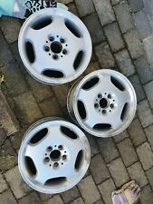 4 x Mercedes Alufelgen 7,5 x 16 H2 ET35