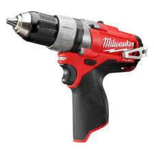"Milwaukee 2403-20 12V 12 Volt M12  Li-Ion 1/2"" Cordless Drill Driver Tool Only"