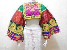 Kuchi Afghan Banjara Tribal Boho Hippy Vintage Handmade Special DRESS TOP DT-11