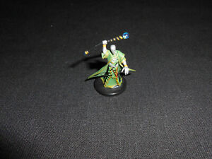 The Mithral Mage Pathfinder Miniature Rise Runelords mini D&D Dungeons Dragons