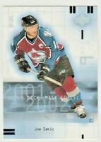 2001-02 Upper Deck Mask Collection #22 Joe Sakic Colorado